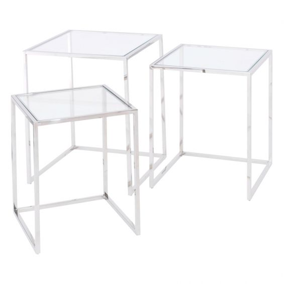 Linton Set of 3 Nesting Tables
