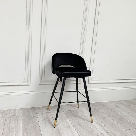 Clearance Eichholtz Cliff Counter Stool - Set of 6