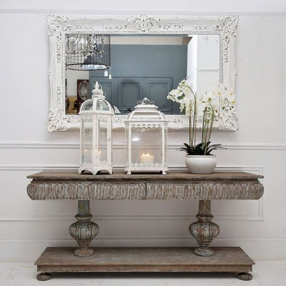 Ettie French Console Table