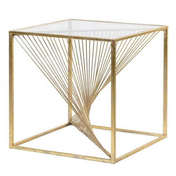 Weave Side Table