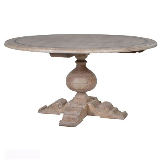 Retreat Round Dining Table