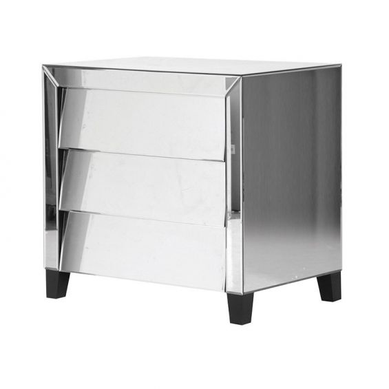 Clearance Sky Mirrored Chest