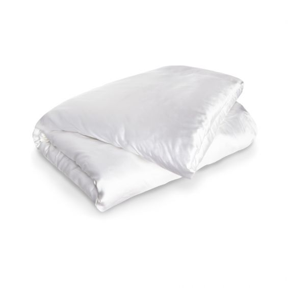 Silk duvet covers in double, king and superking