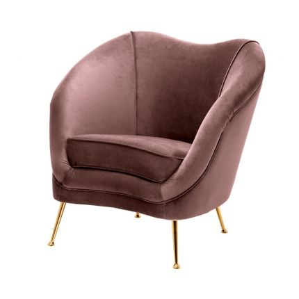 Eichholtz Cambiano Chair - Roche Faded Rose