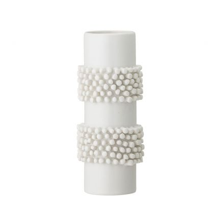 A luxuriously sculptural and abstract hand-crafted vase