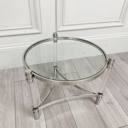 Clearance Eichholtz Trento Side Table