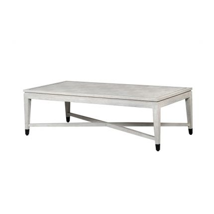 Pascal Coffee Table - White