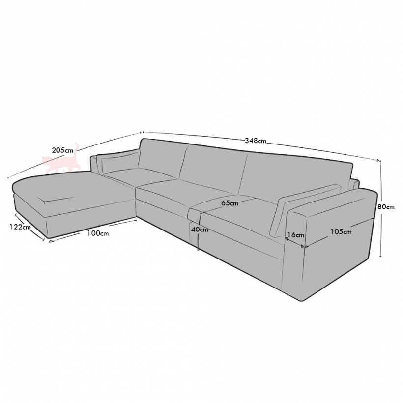 4 Seat and Footstool set (4 part)