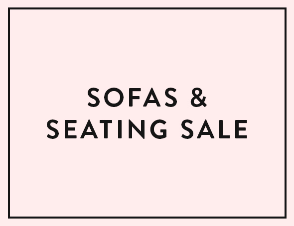 Sofas & Seating Sale